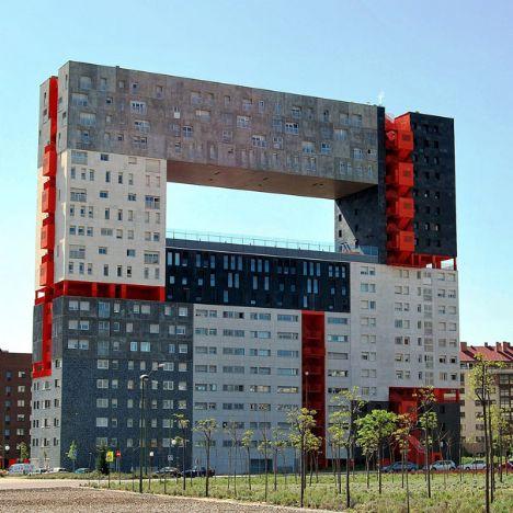 Dünyadan ilginç mimari yapılar - 10