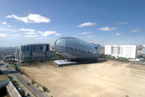 Dünyadan ilginç mimari yapılar - 20