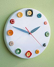 Eğlenceli saatler duvarları süslüyor! - 6