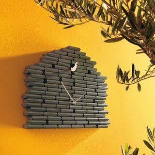 Eğlenceli saatler duvarları süslüyor! - 10