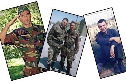 Türkiye'de sinema, müzik ve TV ekranlarının erkek ünlüleri askerliklerini nerede yaptı biliyor musunuz.. İşte ünlülerin askerlik fotoğrafları.  Hürriyet.com.tr