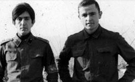 Müzik dünyasının unutulmazlarından Barış Manço, askerliğini Ankara Polatlı'da yaptı.