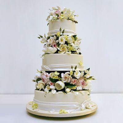 En güzel düğün pastaları - 5