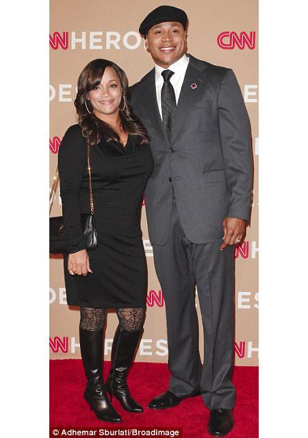 LL Cool J ve eşi Simone Smith