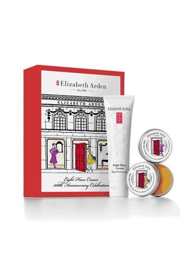 Eight Hour Cream, Elizabeth Arden 100. yılına özel, Elisabeth Arden sayılı sayıda bir kofre piyasaya sundu.