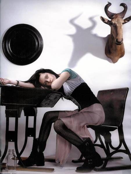 Kristen Stewart'ın cesur pozları - 52