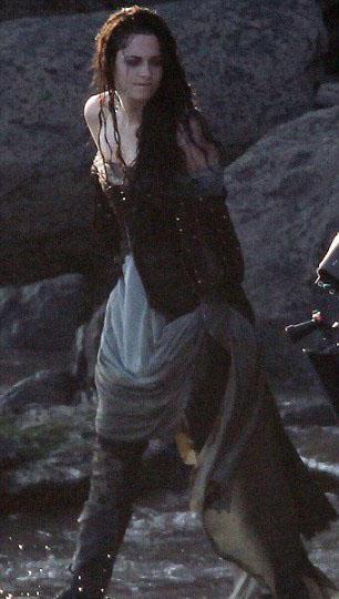 Kristen Stewart'ın cesur pozları - 35