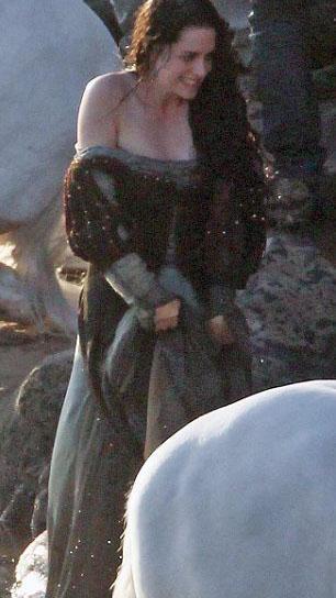 Kristen Stewart'ın cesur pozları - 42