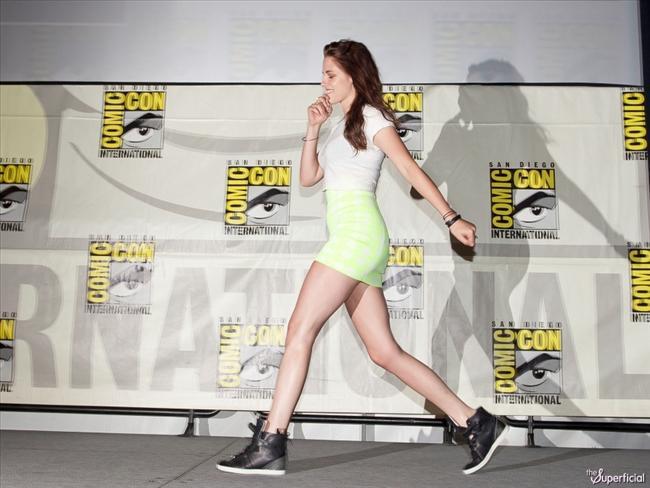 Kristen Stewart'ın cesur pozları - 17