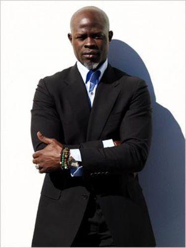 DJIMON HOUNSOU, Benin - En seksi olduğu an: Blood Diamond (2006)