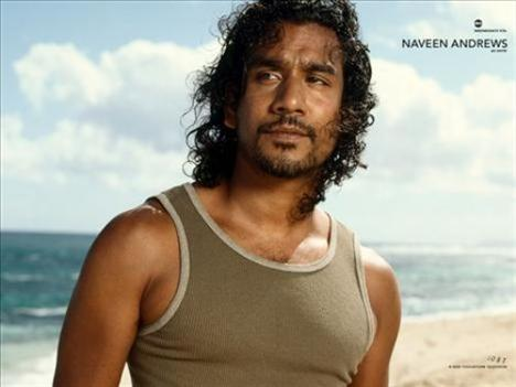 NAVEEN ANDREWS, İngiltere - En seksi olduğu an: The English Patient (1996)