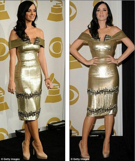 Katy Perry en iyi pop şarkıcısı dalında aday.