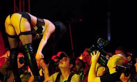 Porno endüstrisinin kalbi Kasım ayının son haftasında Berlin'de attı. İşte 14'üncüsü düzenlenen Venüs erotik fuarından kareler...