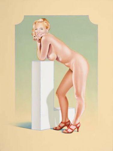Ünlü model Claudia Schiffer da, Ramos'un çizimlerinden birinde kendisini görünce, ressama bu çizimi kaldırtmıştı.