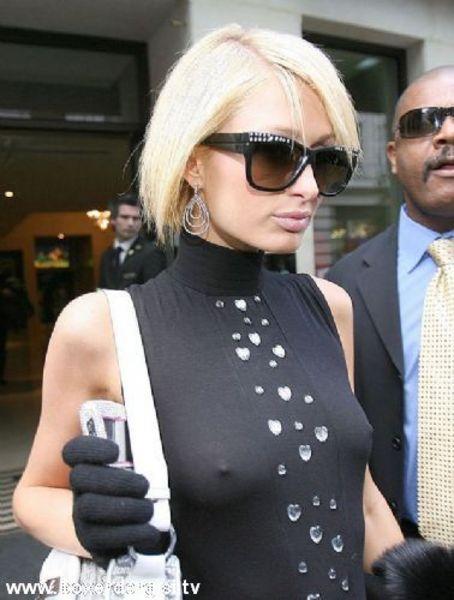 Paris Hilton için ibrahim Tatlıses söylüyor: memeler başkaldırmış...