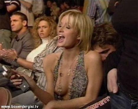 Paris Hilton`un son tv skandalı