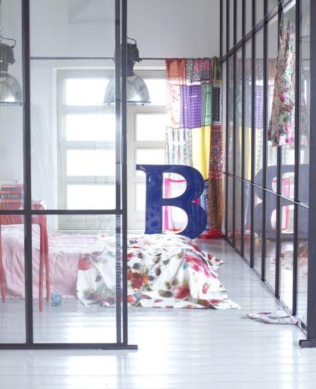 •Patchwork artık evin her alanında uygulanıyor, patchwork bir perde ile sade mekanlara biraz renk katmak mümkün.
