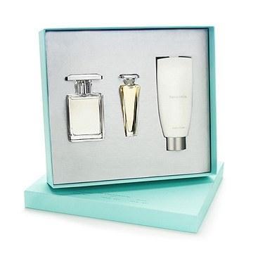 Pure Tiffany parfüm seti