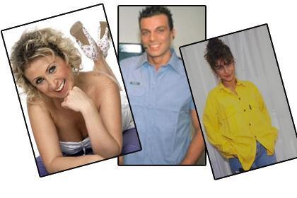 Onlar 90'lı yılların en ünlü ekran yüzleriydi... O dönemde hepsi 20'li yaşlarının başındaydı...   Kimi Türkiye'nin ilk VJ'lerindendi kimi de sabah programlarının henüz yeni yeni başladığı dönemin yıldızları..   O ünlülerin şimdi nerede olduklarını ve ne yaptıklarını biliyor musunuz. (Derleme: Hurriyet.com.tr)