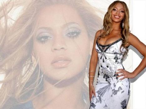 'En rüküş'lerde 10 numara Beyonce