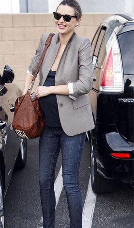 Miranda Kerr en mutlu hamile
