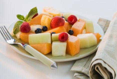•Bunların yanı sıra artık klasikleşen meyve salatalarının ayrılmaz bir parçası olarak da tercih edilebilir.