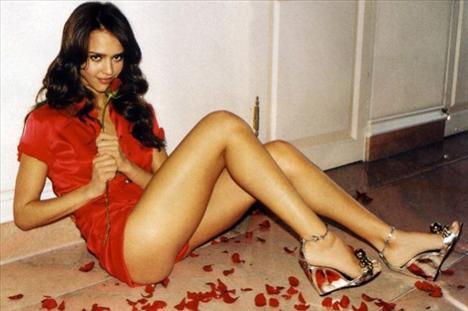26 Jessica Alba   16,400,000