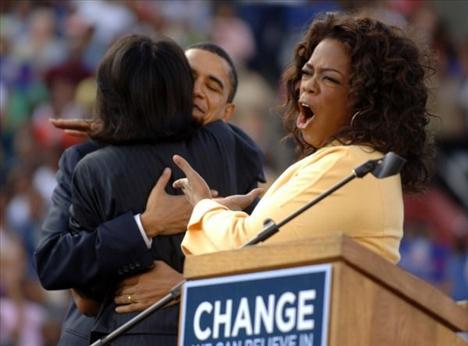 14 Oprah  24,300,000