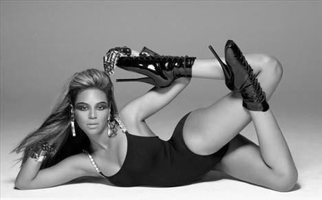 4 Beyonce   55,200,000