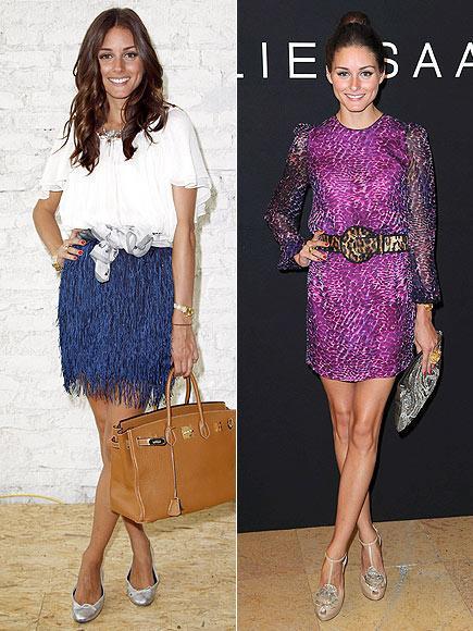 Olivia Palermo Palermo bir moda dahisi. En yeni trendleri her zaman onun üzerinde görebilirsiniz. Modayı sıkı takip edenlerden.