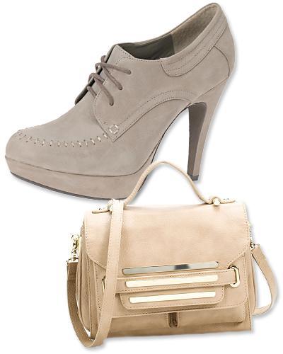 13. Aldo ayakkabı ve Zara çanta
