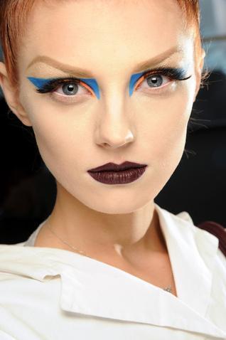 Dior Haute Couture Mısır ruhunda bir makyaj...