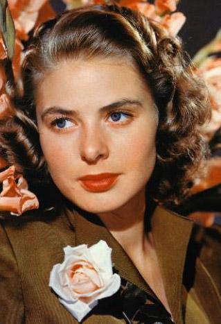'Meklektim fahişe oldum'  Ingrid Bergman, 1949'ta Oscar ödüllü bir yıldızdı.   Evli ve çocuk sahibiyken, İtalya'da Stromboli filminin çekiminde yönetmen Roberto Rossellini'den hamile kaldı.