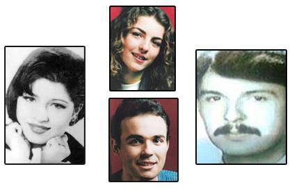 Bu fotoğraftakiler bugün herkesin tandığı ünlüler. Ama yıllar içinde öyle değiştiler ki bugün bu eski hallerinden eser yok.  İşte ünlüler ve geçmişte kalan görüntüleri. Bakalım onları kolayca tanıyabilecek misiniz.   (Hürriyet.com.tr)