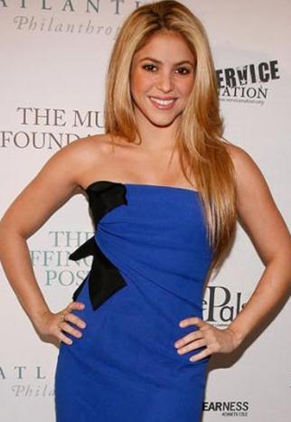 Shakira..