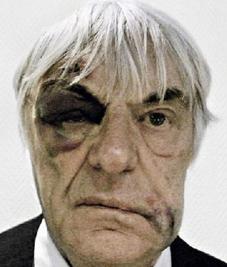 Formula 1 patronu Bernie Ecclestone, Londra'nın göbeğinde soyguncuların saldırısına uğramıştı.