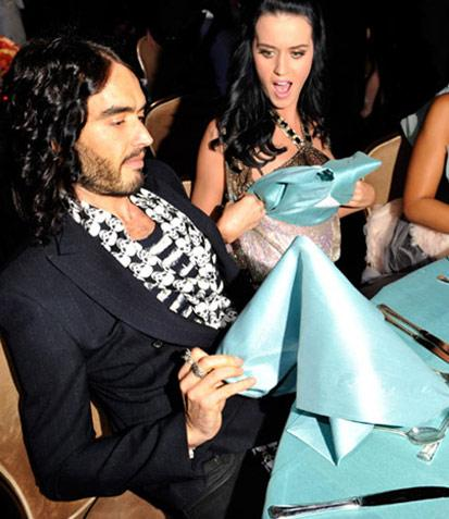 Katy Perry ve Russell Brand