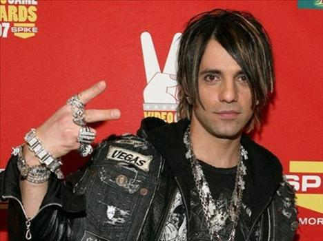 Criss Angel - Christopher Nicholas Sarantakos
