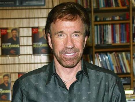 Chuck Norris - Carlos Ray Norris