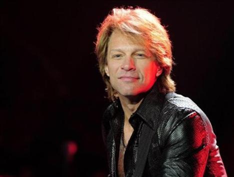 Jon Bon Jovi - John Francis Bongiovi, Jr