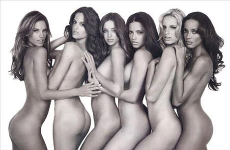 En seksi 20 Victoria meleği   Victoria's Secret'in 5 yeni meleği