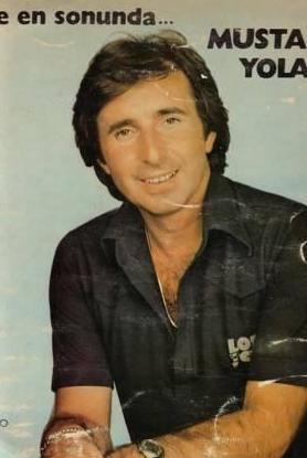 SES TONUYLA UNUTULMAZ OLDU   1980'lerin gözde ekran yüzlerinden biri de Mustafa Yolaşan'dı.
