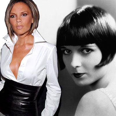 Kısa ve küt saçlar Küt kesimli saçlarınızın size kadınsı bir görünüm vermesi için çarpıcı bir göz makyajı yapmayı veya dudaklarınıza göz alıcı bir ruj sürmeyi ihmal etmeyin. Aksi halde sevimli bir kız çocuğu gibi görünebilirsiniz. Saçlarınızın fazla kabarmasını önlemek için kesinlikle saç maşası kullanın.  Victoria Beckham – Louise Brooks
