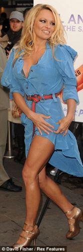 Pamela Anderson'dan en seksi pozlar... - 82
