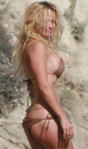 Pamela Anderson'dan en seksi pozlar... - 89