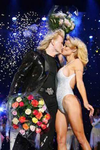 Pamela Anderson'dan en seksi pozlar... - 90