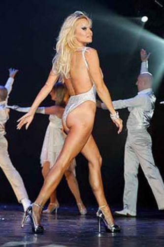 Pamela Anderson'dan en seksi pozlar... - 92