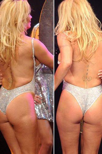 Pamela Anderson'dan en seksi pozlar... - 94