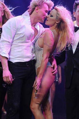 Pamela Anderson'dan en seksi pozlar... - 99