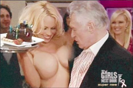 Pamela Anderson'dan en seksi pozlar... - 107